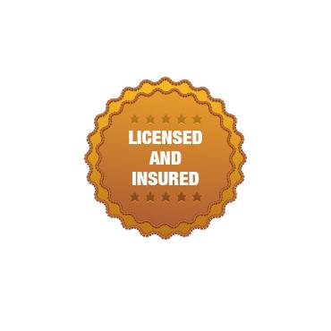 Fully Licensed & Insured