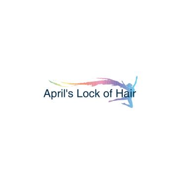 April's Lock of Hair logo