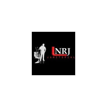 NRJ Janitorial logo