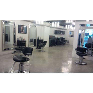 Private Salon area