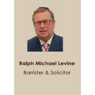 Ralph Michael Levine logo