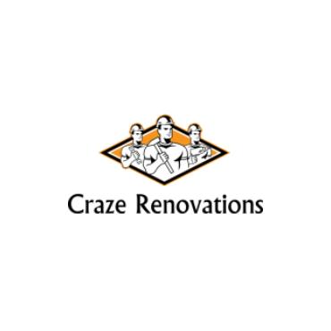 Craze Renovations logo