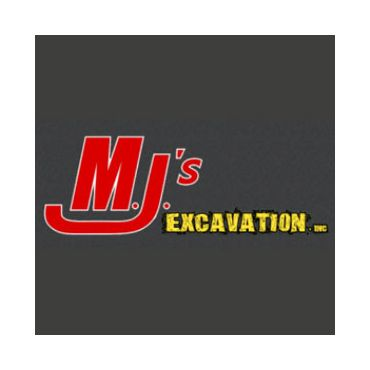 M.J.'s Excavation Inc PROFILE.logo