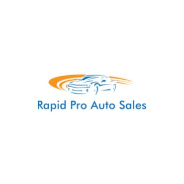 Rapid Pro Auto Sales PROFILE.logo