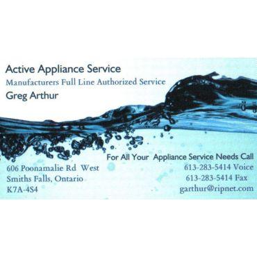 Active Appliance Service logo