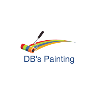 DB's Painting logo
