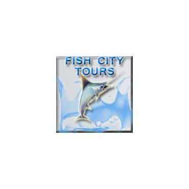 Fish City Tours logo