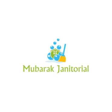 Mubarak Janitorial logo