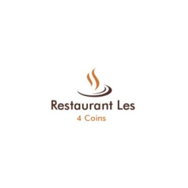 Restaurant Les 4 Coins logo