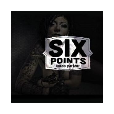 Six Points Tattoo Parlour PROFILE.logo