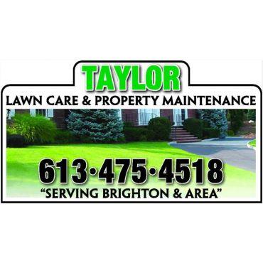 Taylor Lawn Care PROFILE.logo