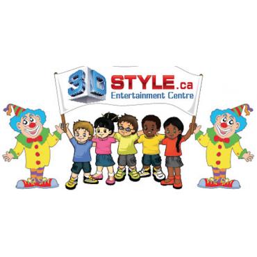 3D Style logo