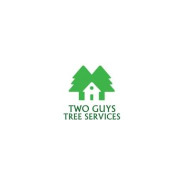 Two Guys Tree Services PROFILE.logo