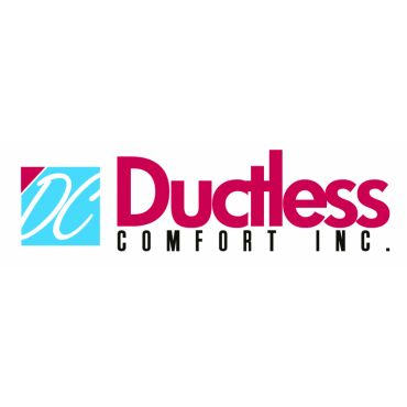 Ductless Comfort Heating and Cooling PROFILE.logo