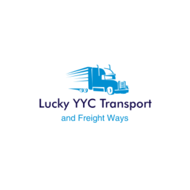 Lucky YYC Transport and Freight Ways PROFILE.logo