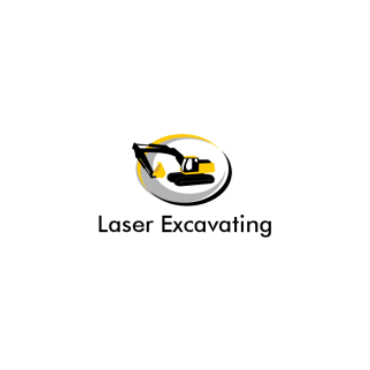Laser Excavating logo