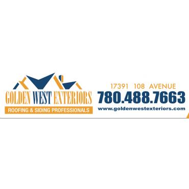 Golden West Exteriors PROFILE.logo
