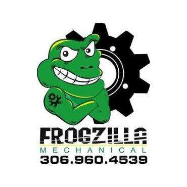 Frogzilla Mechanical logo