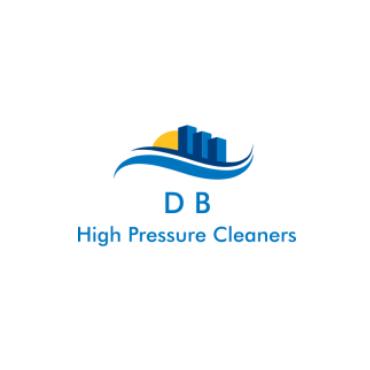 D B High Pressure Cleaners PROFILE.logo