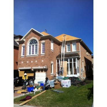 J&J Homes Roofing PROFILE.logo