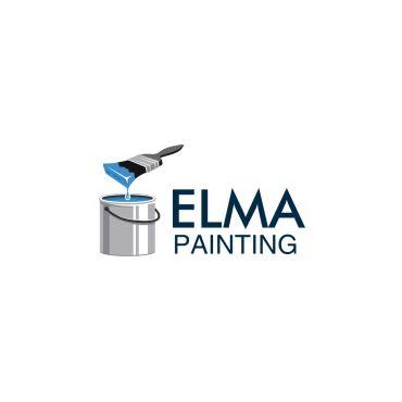 Elma Painting logo