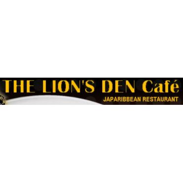 The Lion's Den Cafe Restaurant PROFILE.logo