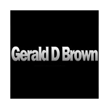 Gerald D. Brown Plumbing and Gasfitting Services logo