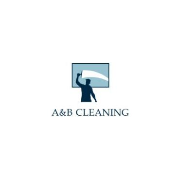 A&B Cleaning logo