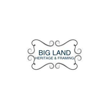 Big Land Heritage & Framing logo