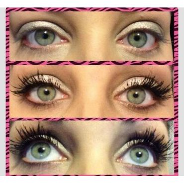 Lengthen your lashes up to 300%!