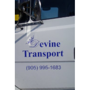 Devine Transport logo