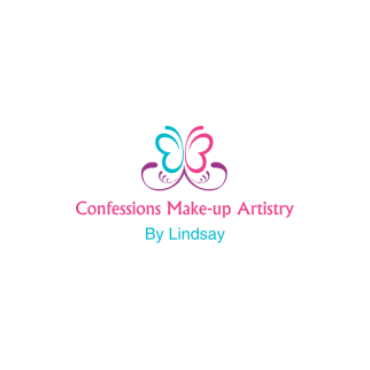 Confessions Make-up Artistry By Lindsay PROFILE.logo