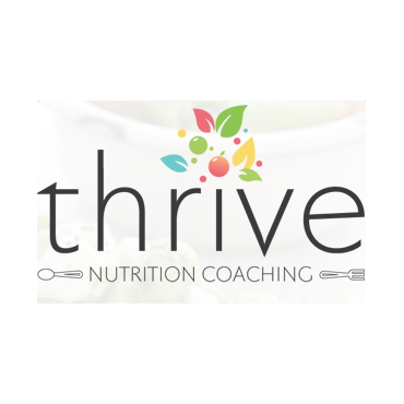 Thrive Nutrition Coaching PROFILE.logo