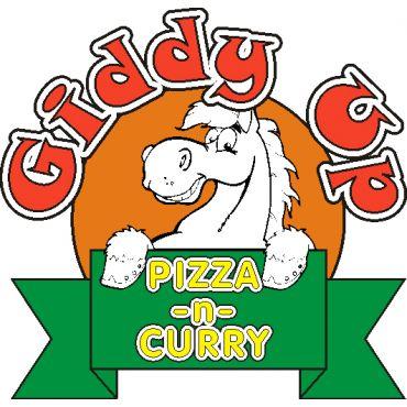 Giddyup Pizza N Curry PROFILE.logo