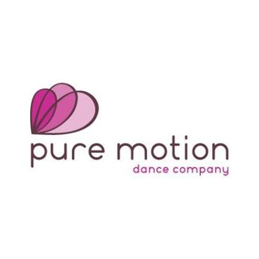 Pure Motion Dance Company logo