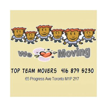 Top Team Movers logo