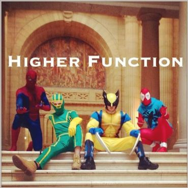Higher Function Productions PROFILE.logo