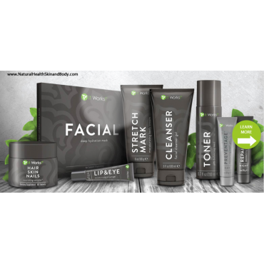 It Works Body and Skin Care Products