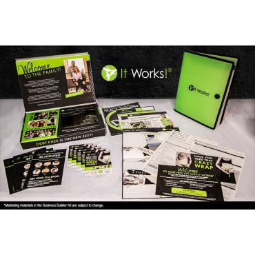 It Works Home Business Opportunity Kit