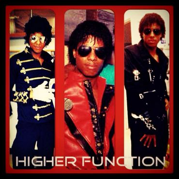 Higher Function - Michael Jackson