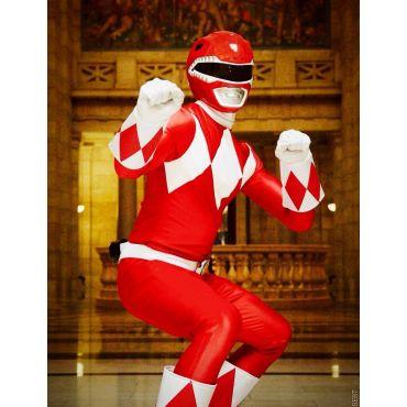 Higher Function's Red Ranger costume