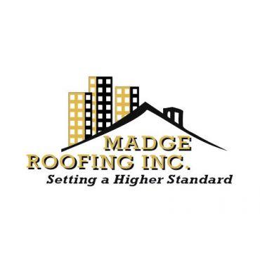 Madge Roofing Inc. logo