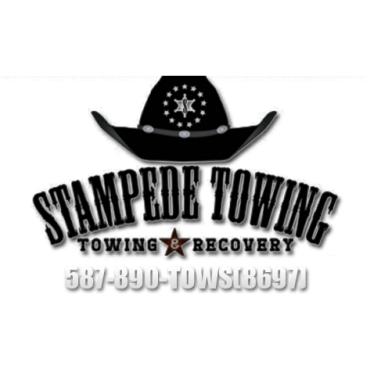 Stampede Towing PROFILE.logo