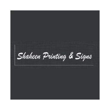 Shaheen Printing & Signs PROFILE.logo