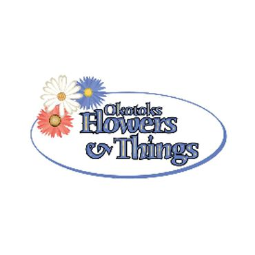 Okotoks Flowers & Things PROFILE.logo