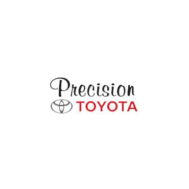 Precision Toyota logo