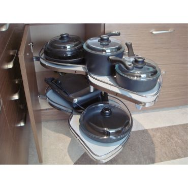 Le Mans Kitchen cabinet system