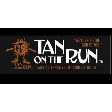 Tan on the Run Ottawa West logo