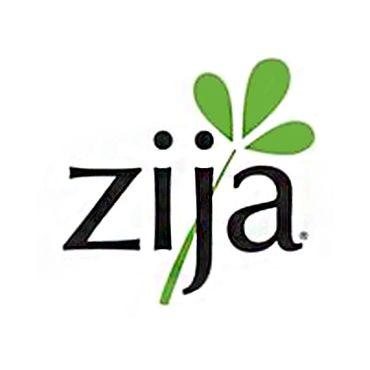 Lisa Taron, Zija Independent Distributor logo