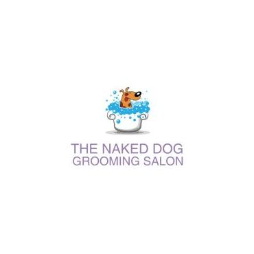 The Naked Dog Grooming Salon PROFILE.logo